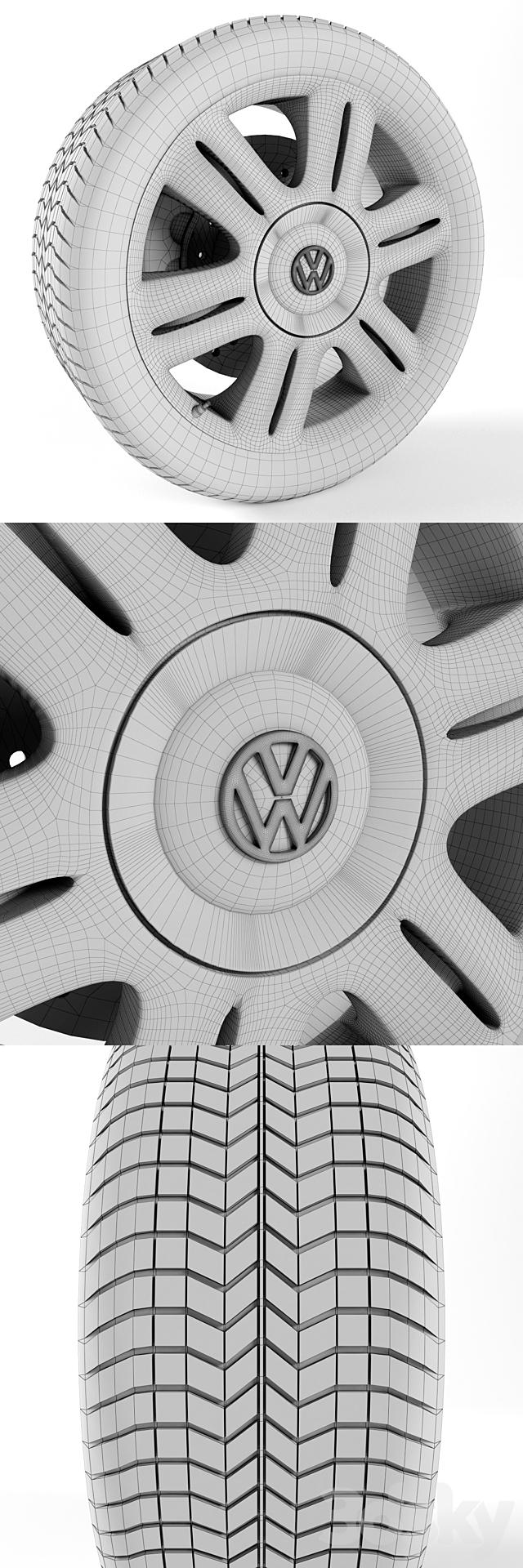 Volkswagen Passat Wheel