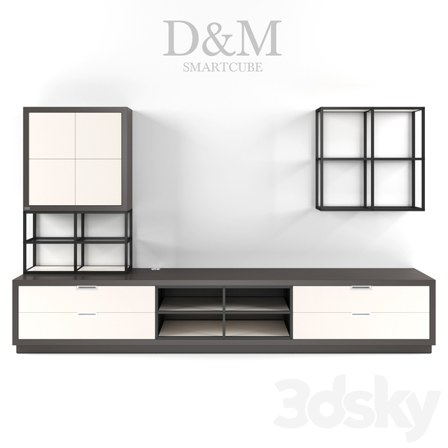 TV wall Smartcube from D & M
