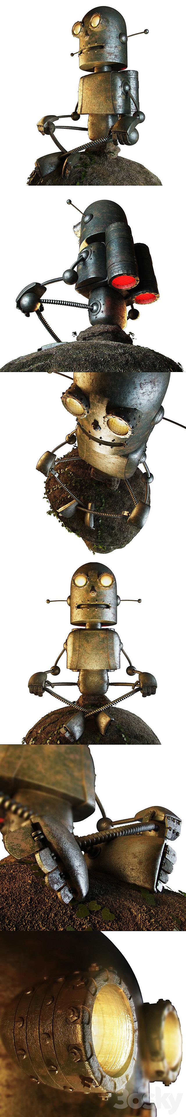 Meditation robot