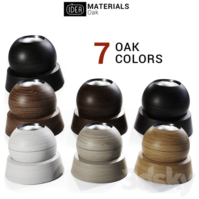 The Idea Materials Oak (oak tinting)