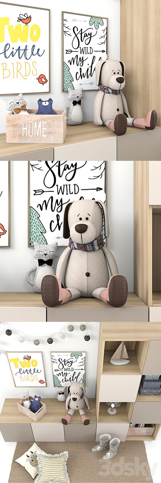 Children's furniture and accessories 44