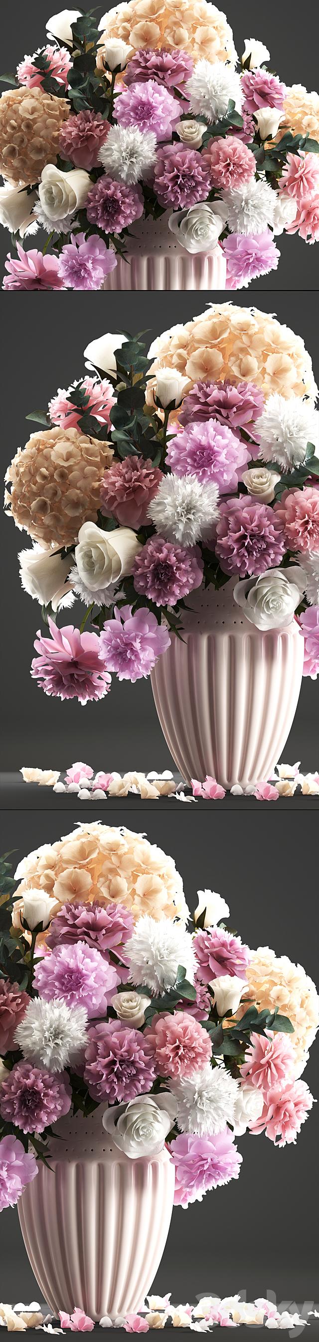 Bouquet of flowers 61.
