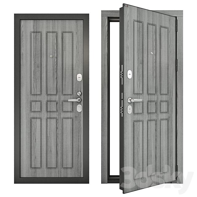 Steel entrance doors Groff P (Premium) p3-303