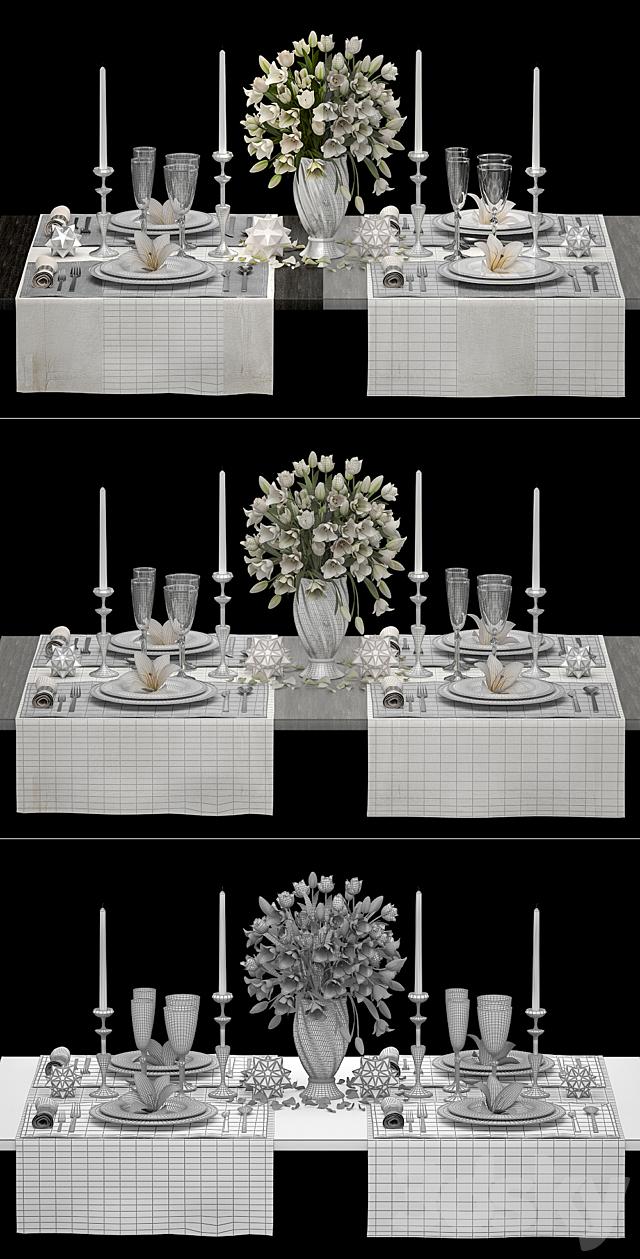 Table Setting 1. ZARA HOME
