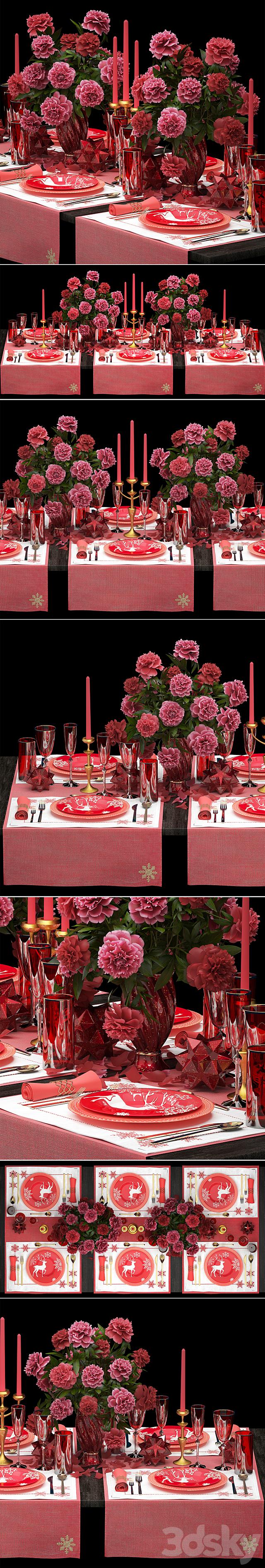 Table setting 5. ZARA HOME