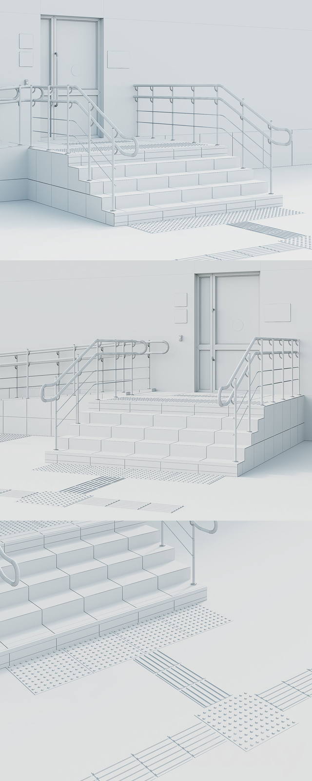 Adaptation of the entrance to the building for the disabled
