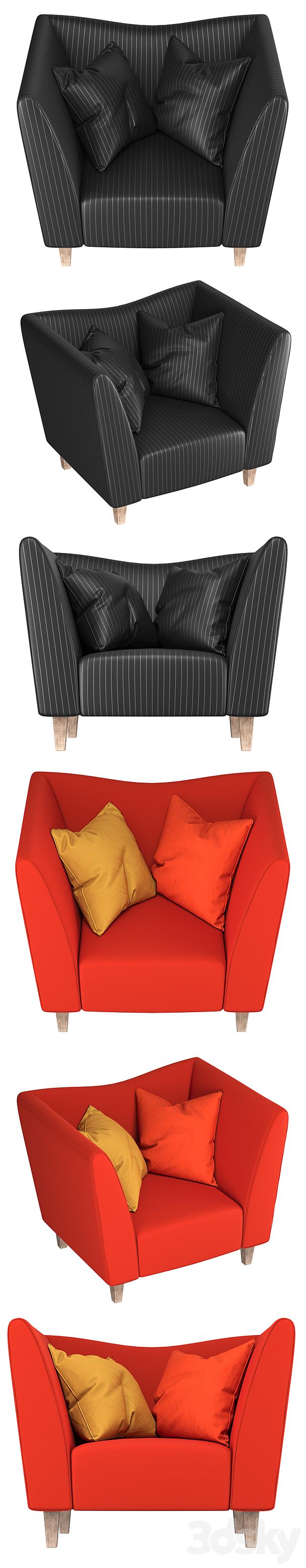 10.119A Shabby armchair