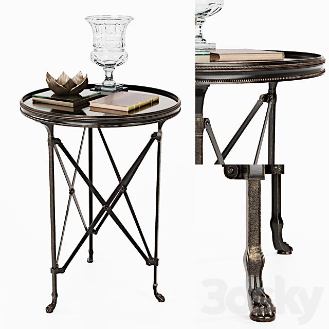 Eichholtz Side Table St Etienne