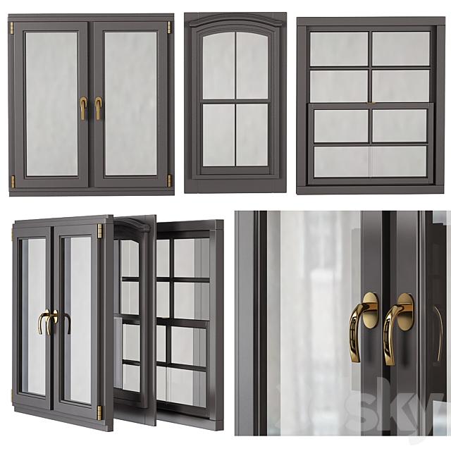 Entrance window number 002