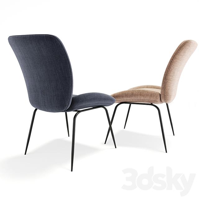 Kmart Velvet Occasional Chair - Lilac