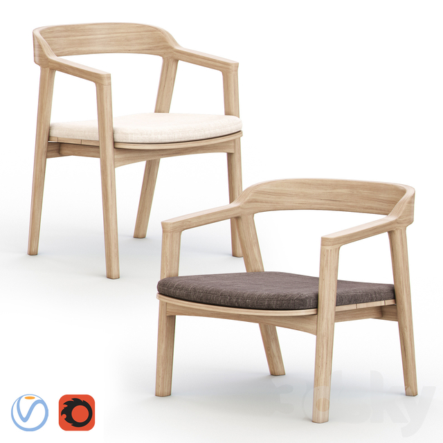 Grasshopper Armchairs - Karpenter