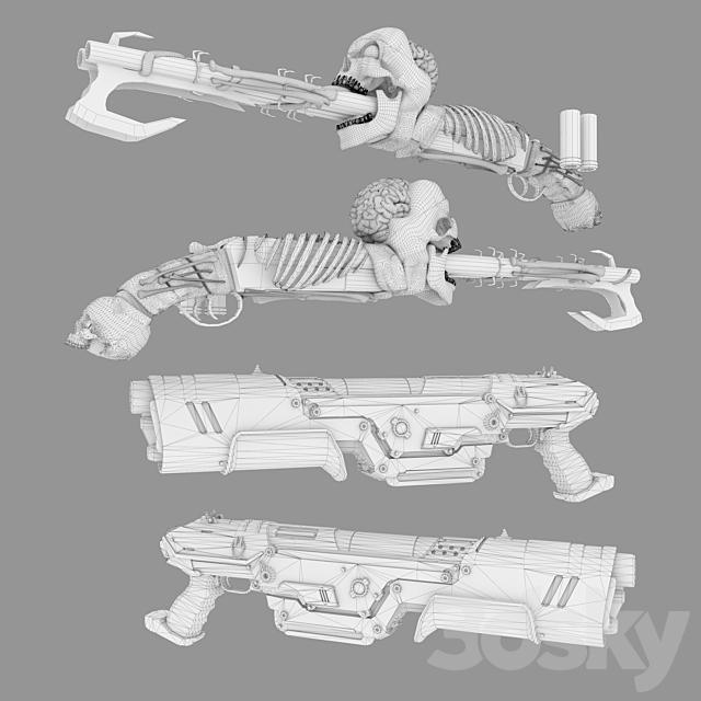 Shotgun set