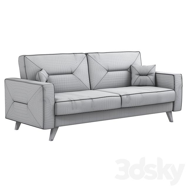 Bari sofa (3-seater)