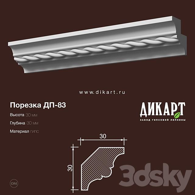 www.dikart.ru Dp-83 30Hx30mm