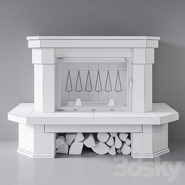 Fireplace Stimlex Leora CCF