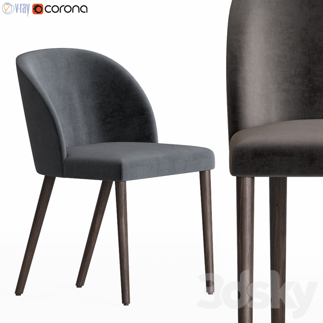 Crate & Barrel Camille Chair