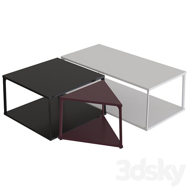 Elffel Coffee Table