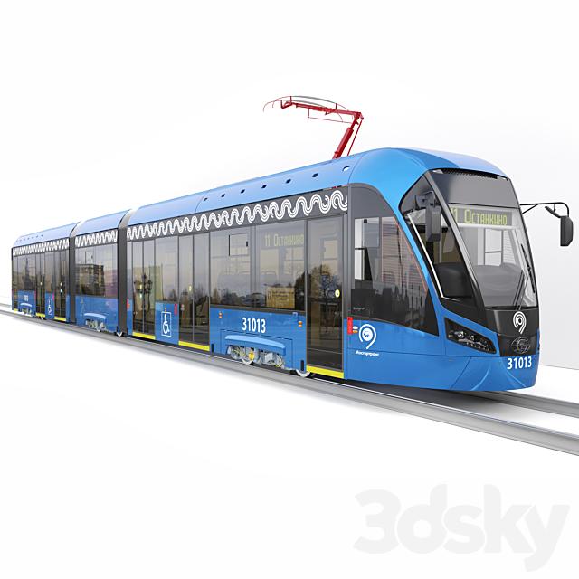 "Tram ""Vityaz-M"""