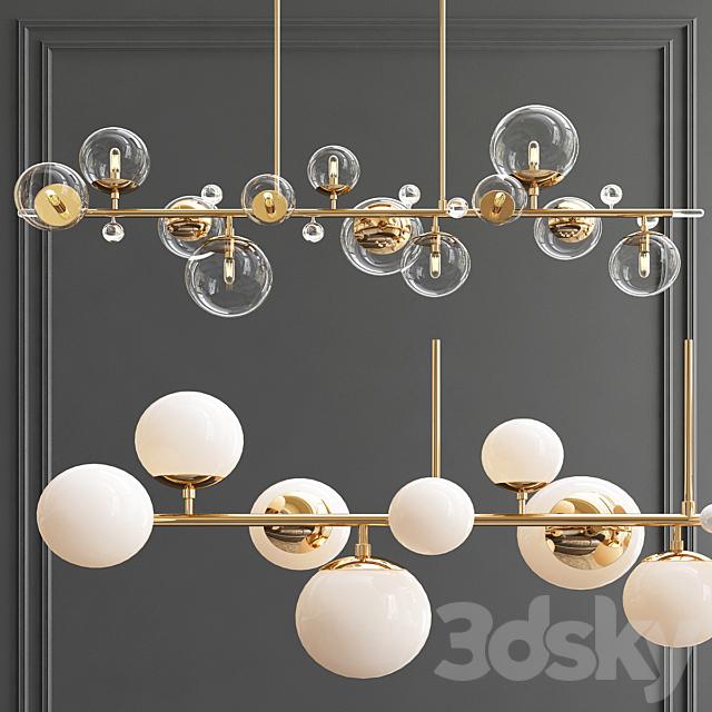 Troon chandelier
