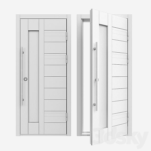 Entrance doors 4