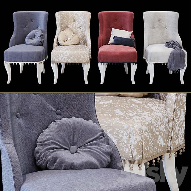 Giorgio Casa armchair, Casa Bella collection