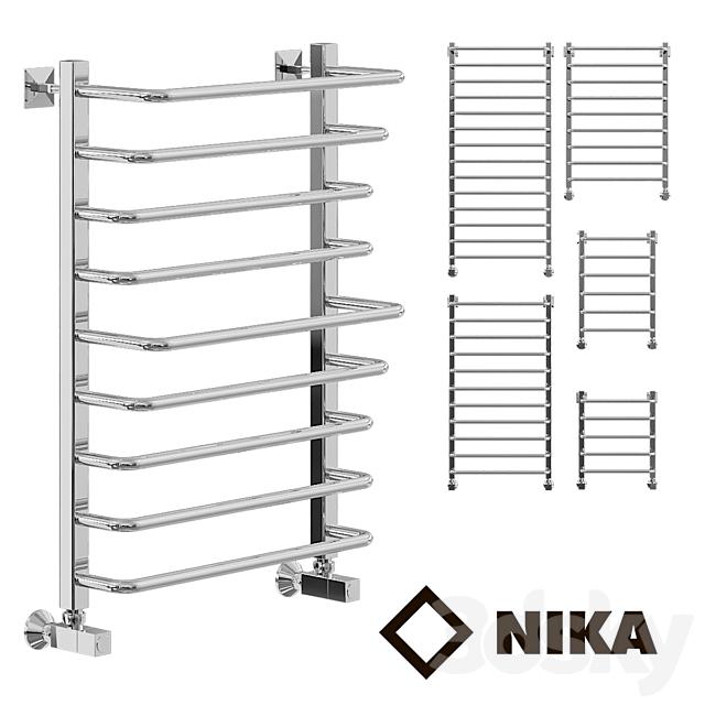 Heated towel rail of Nick L90_LM_1