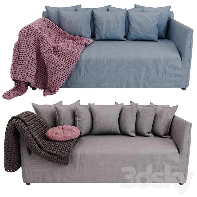 URBAN COUTURE Bronte Sofa