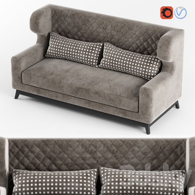 Sofa bed Milano Morgan