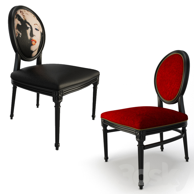 Baroque Chairs Furniture