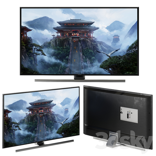 Samsung Smart TV UHDTV UE48JU7000