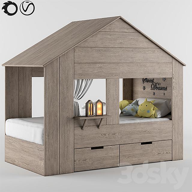 Kid bed