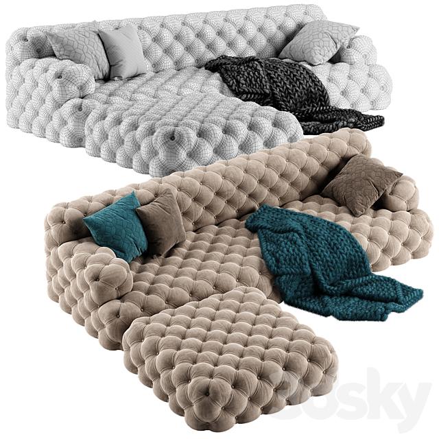 Meridiani Norton sofa
