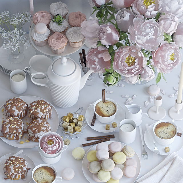 Table setting 32