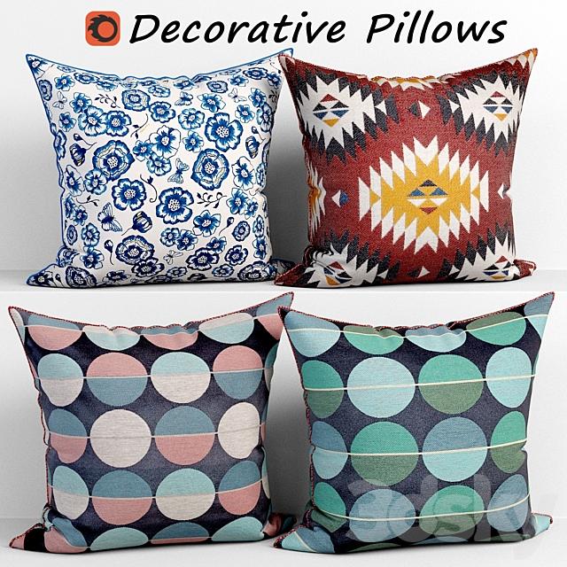 Decorative pillows set 425 Ikea