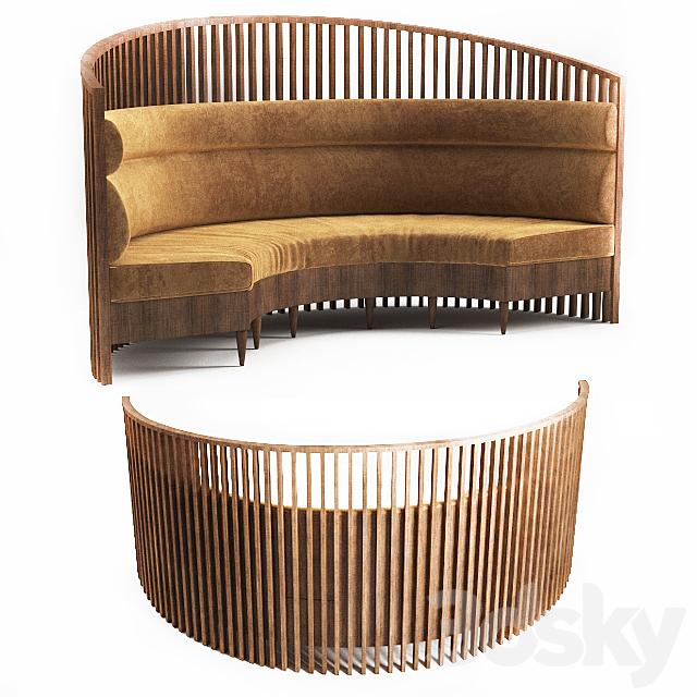 Sofa for restaurant-2