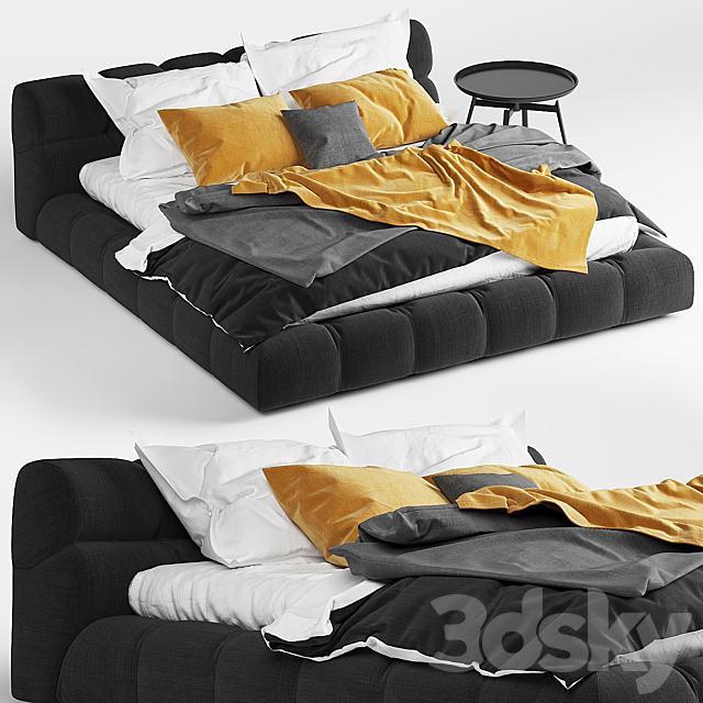 Bed Italia Tufty Bed