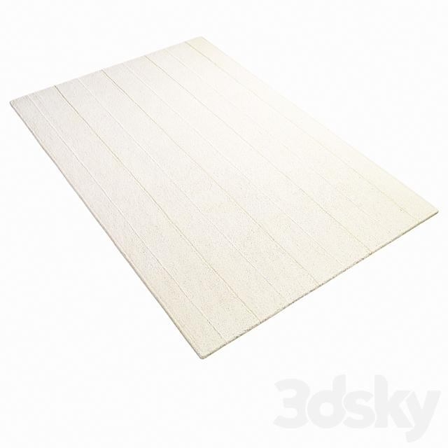 Three ASPLUND rugs - 1-2