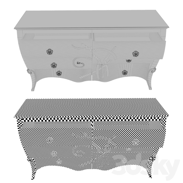 chest of drawers STILEMA 2019 (To be finalized)