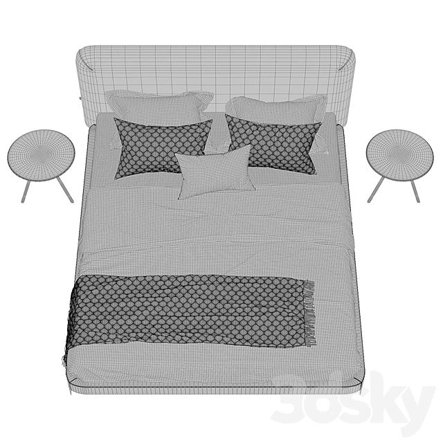 Bolzan letti Joy Sottile Bed