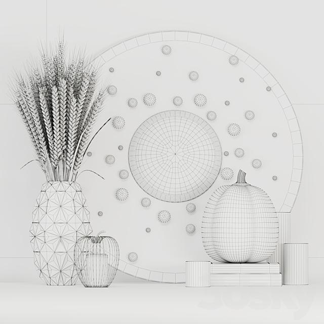 Decorative set 03