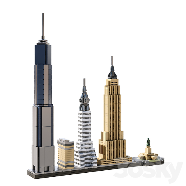 LEGO New York City # 21028