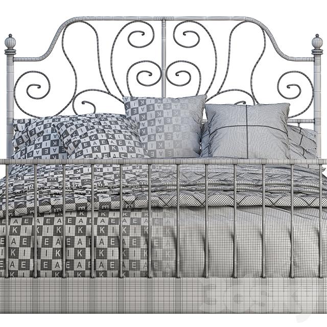 Ikea leirvik bed