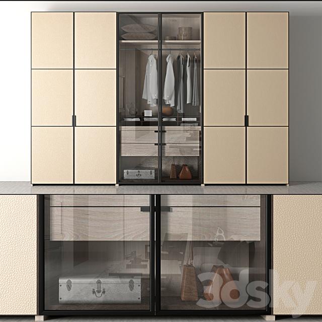 Molteni & C Poliform wardrobe