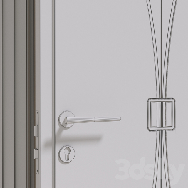 Carpanese canaletto door