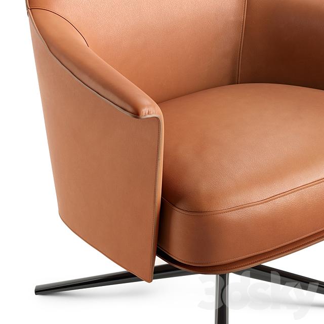 Poliform Stanford Lounge Armchair