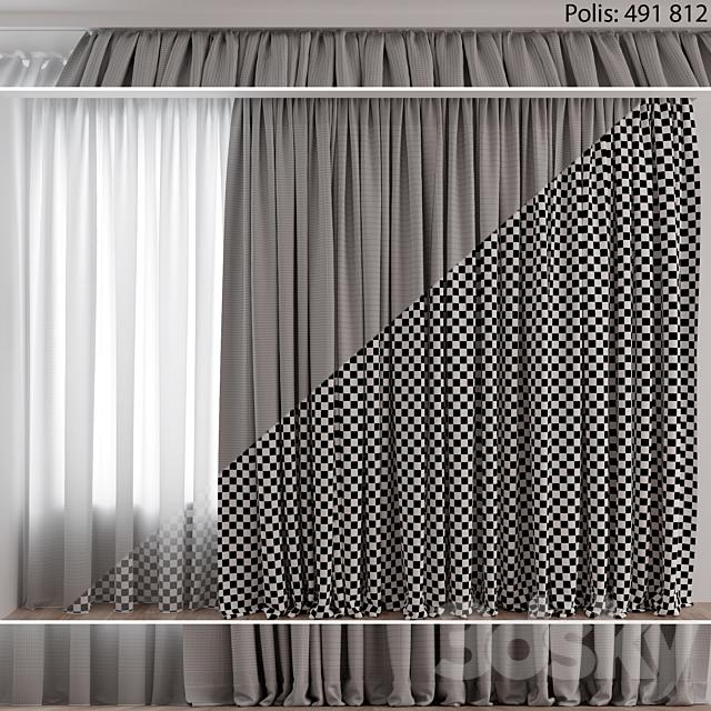 Curtains №4