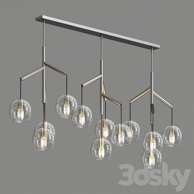 Tech Lighting Sedona Single Chandelier