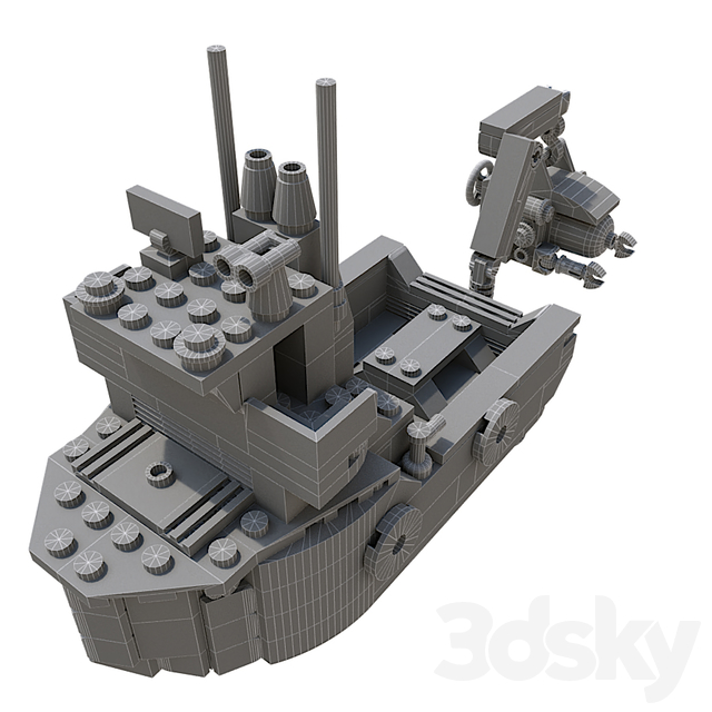 LEGO Ocean Explorer