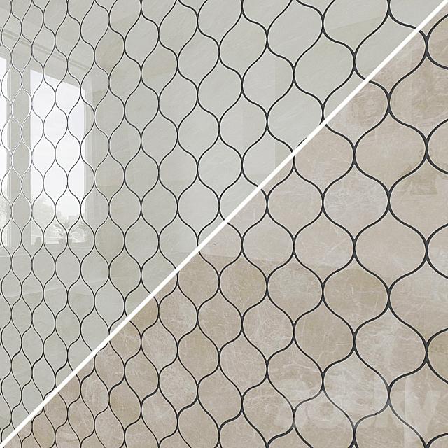3.Mosaic ATLAS CONCORDE MARVEL EDGE Drop Mosaic 4 OPTION