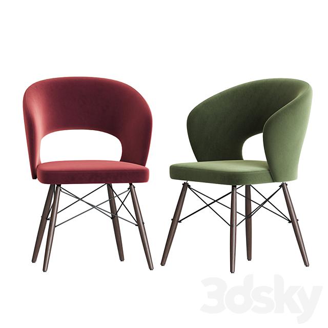 Darford Open AC Chair Cross Legs